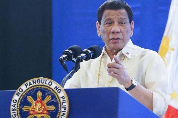 Tổng thống Rodrigo Duterte đã ký quyết định thành lập PhilSA. Ảnh: Reuters.