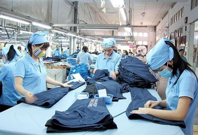 Càn triển khai nhiều biện pháp sử dụng năng lượng hiệu quả trong các ngành công nghiệp như dệt may, thép… Nguồn: vir.vom.vn