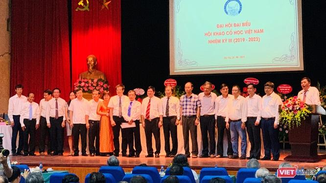 Ban Chấp hanh Hội KCHVN nhiệm kỳ III (2019-2023) ra mắt