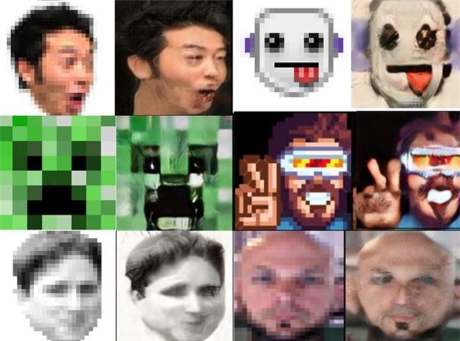 Trí tuệ nhân tạo đã học được cách biến những biểu tượng cảm xúc emoji thành những khuôn mặt kỳ dị đến phát sợ - Ảnh 1.