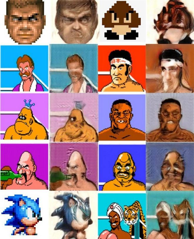 Trí tuệ nhân tạo đã học được cách biến những biểu tượng cảm xúc emoji thành những khuôn mặt kỳ dị đến phát sợ - Ảnh 5.