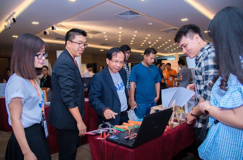 Hội nghị và Triển lãm khởi nghiệp SURF tại Đà Nẵng 2019.