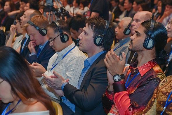 Techfest Vietnam tại Hoa Kỳ dự kiến có sự tham gia của các nhà đầu tư, diễn giả, chuyên gia quốc tế uy tín nhất khu vực. (Ảnh: TF)