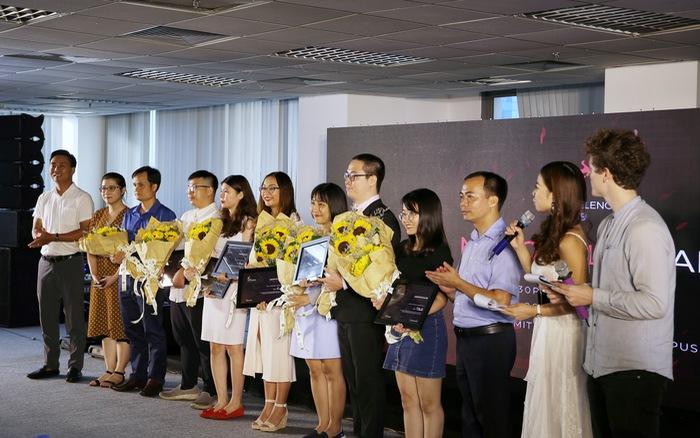 Chung kết Vietchallenge tại Việt Nam. (Ảnh: VTV