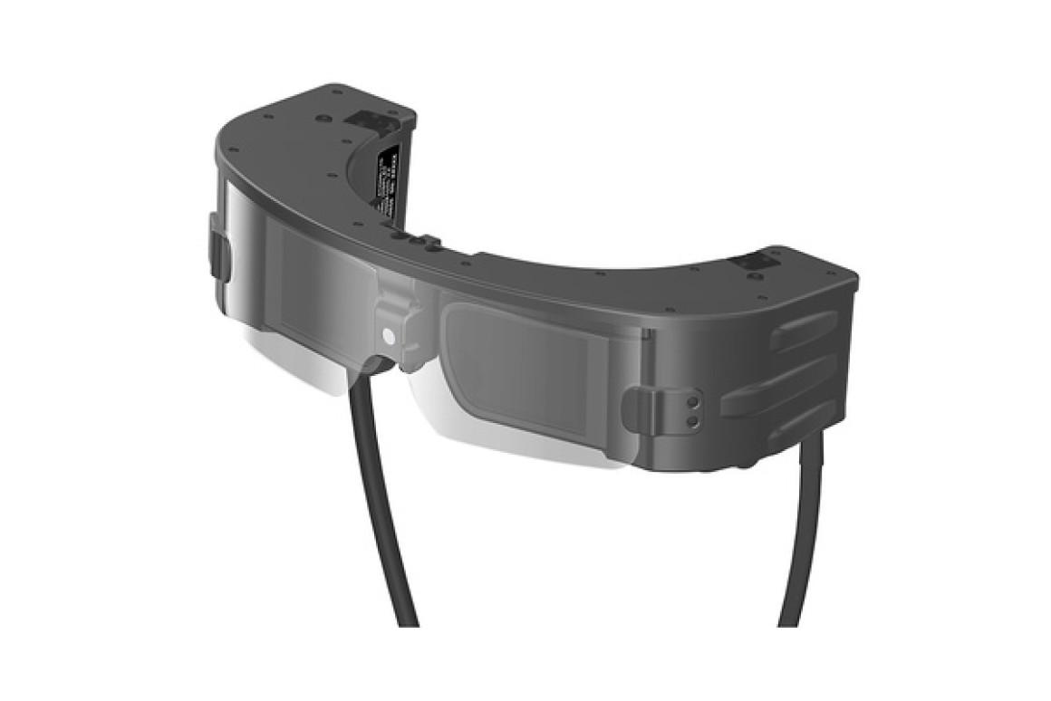 Nguyên mẫu sau cùng của loại kính AR do BAE Systems phát triển trước khi được thương mại hóa.