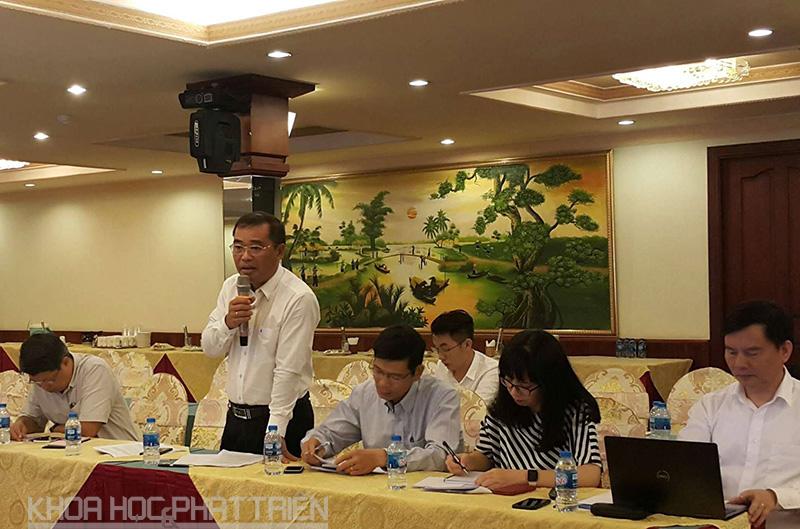 PGS.TS Huỳnh Quyền - Phó