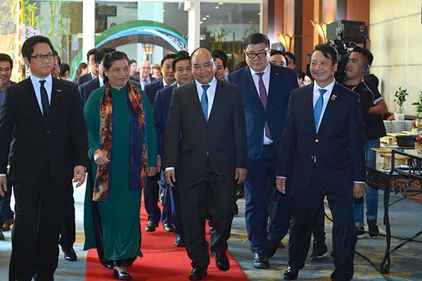 Đại diện cấp cao của nhà nước tham gia Hội nghị toàn quốc về phát triển bền vững 2019