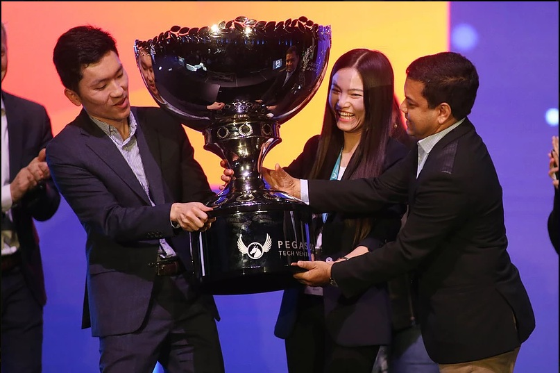 Abivin chiến thắng tại Startup World Cup 2019