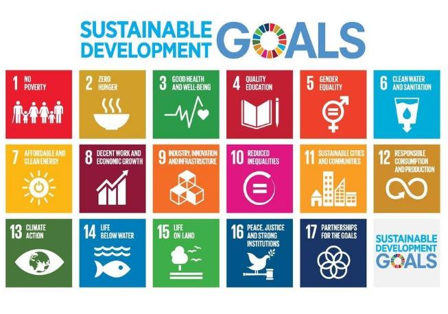 17 mục tiêu phát triển bền vững