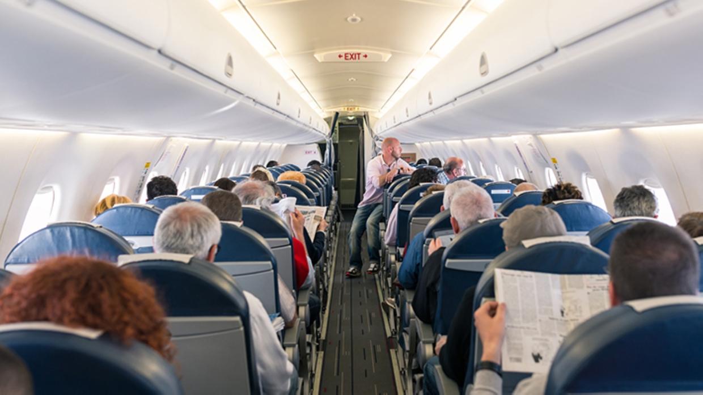 Máy bay của Airbus theo dõi tần suất hành khách sử dụng nhà vệ sinh