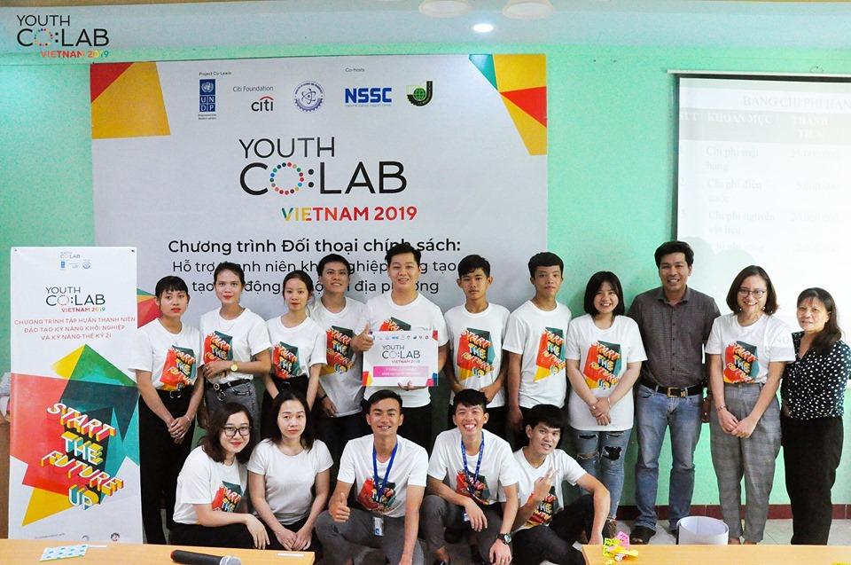 Chương trình Youth.Co: Lab 2019 tại Phú Yên   Ảnh: BTC
