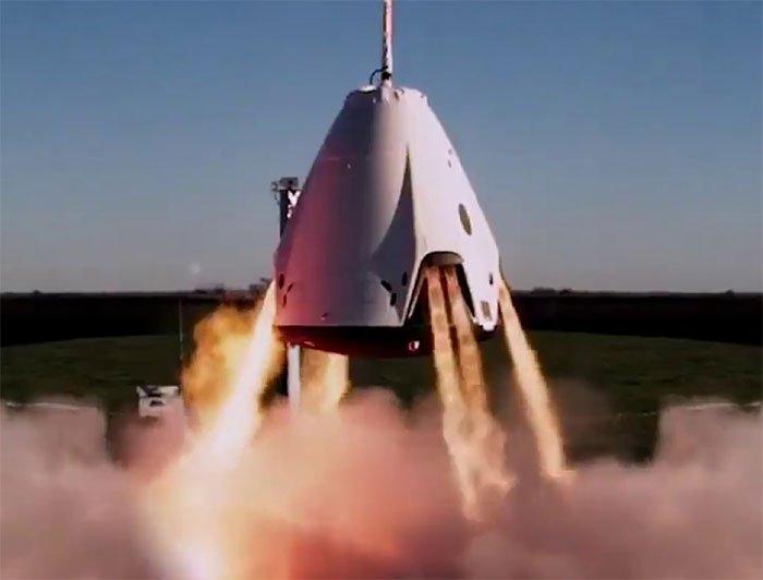 Ảnh: SpaceX.