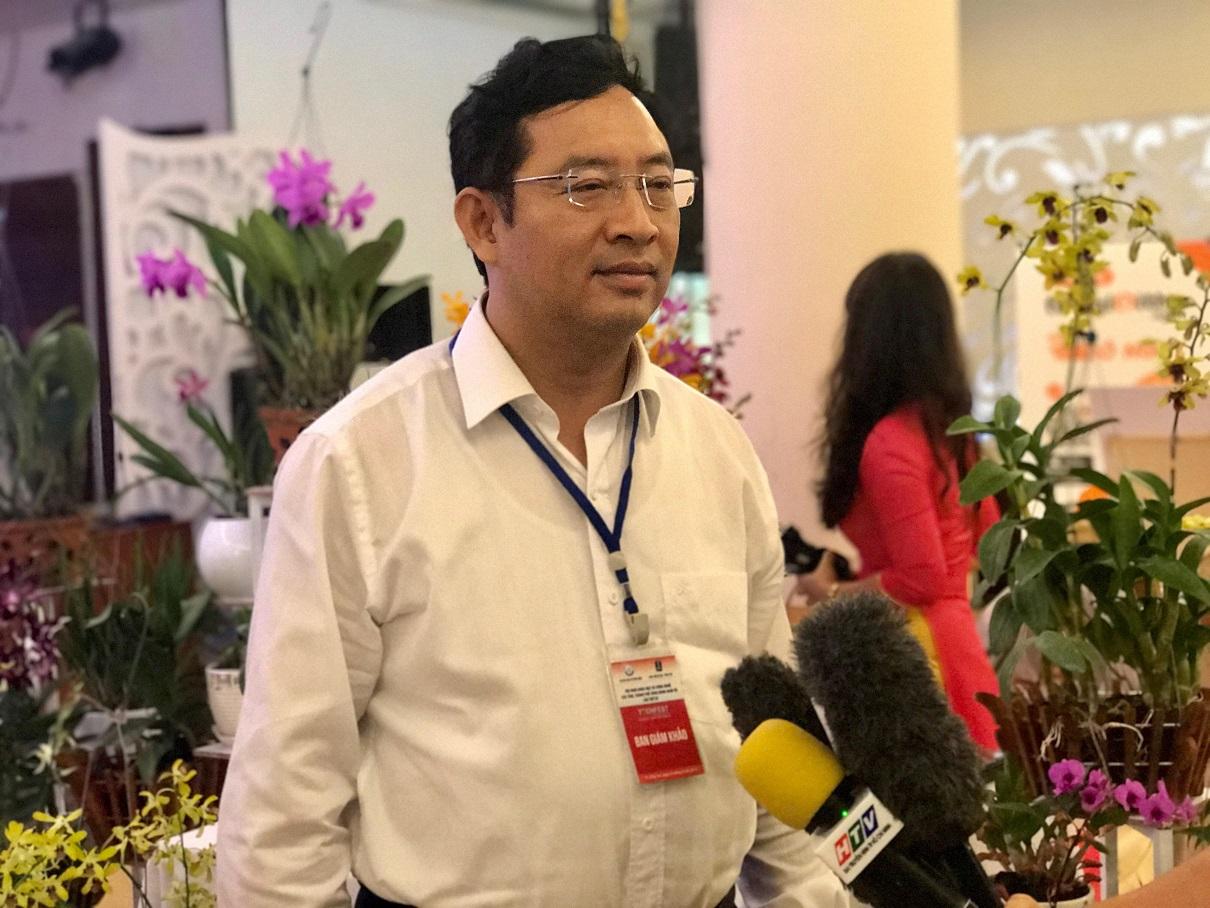 Ông Phạm Hồng Quất – Cục trưởng Cục phát triển thị trường và doanh nghiệp KH&CN ( Bộ KH&CN)| Ảnh: Đăng Minh