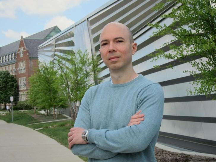 Tiến sĩ Anselmo Pontes, tác giả chính của công trình nghiên cứu - Ảnh: Đại học Michigan