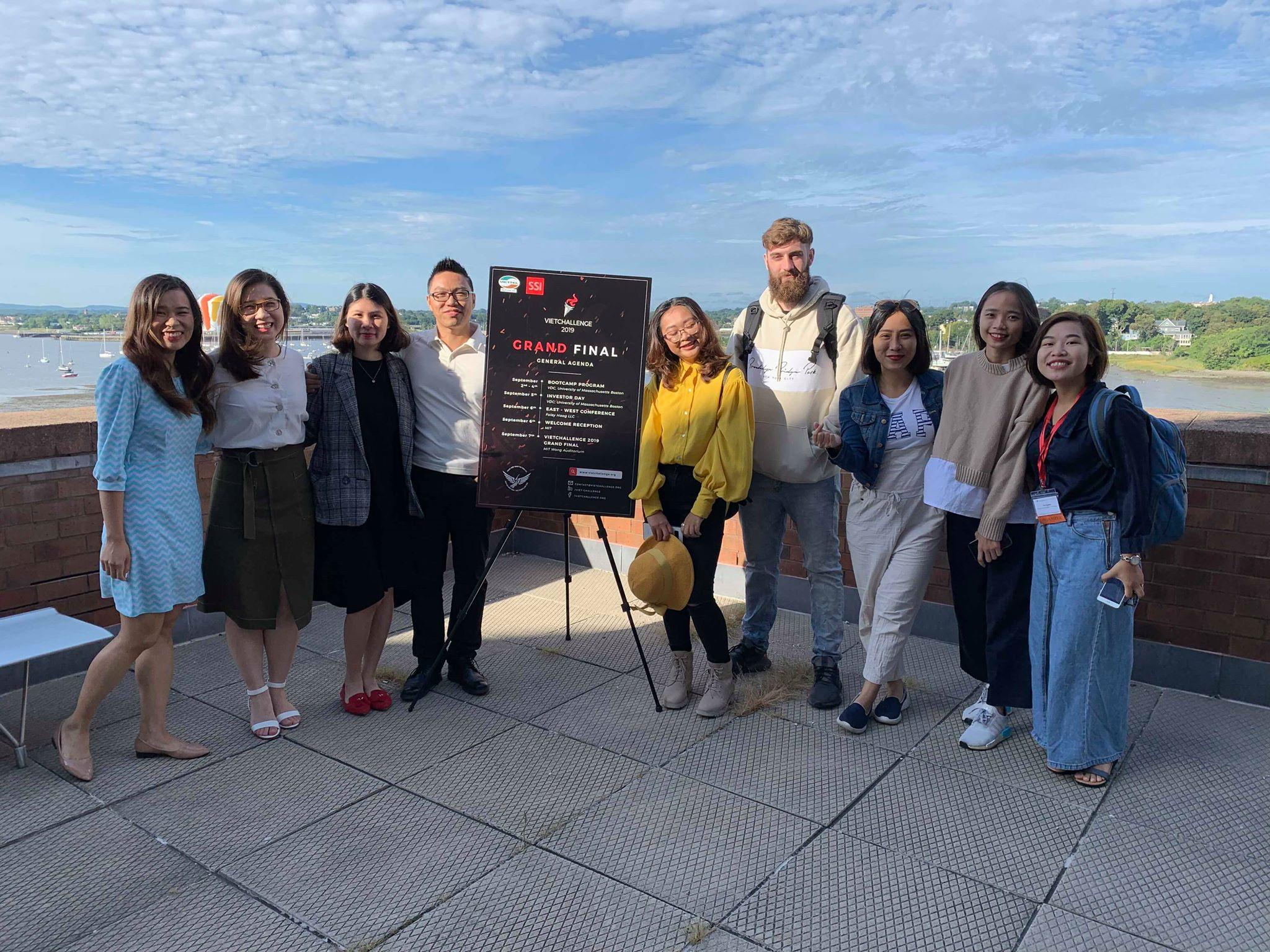 9 đội vào chung kết cuộc thi khởi nghiệp dành cho người Việt toàn cầu - VietChallenge 2019