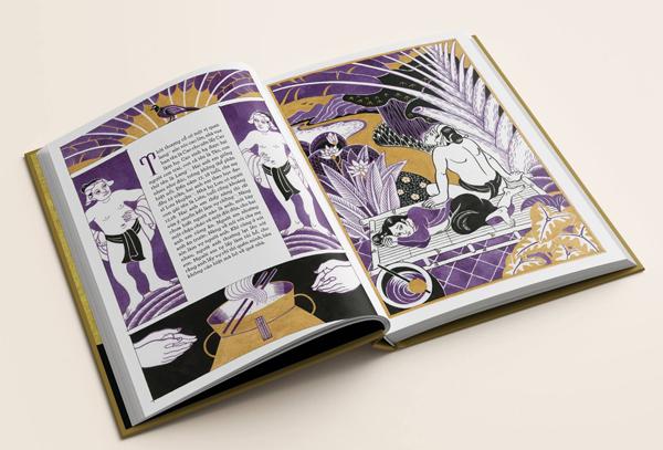 """Nhiều hình thức mới đưa lịch sử đến gần đại chúng hơn như thiết kế sáng tạo, vẽ lại các sự kiện lịch sử bằng tranh. Sách """"Lĩnh Nam chích quái"""" do NXB Kim Đồng phát hành được trình bày ấn tượng và thu hút người đọc nên đã """"cháy hàng""""."""
