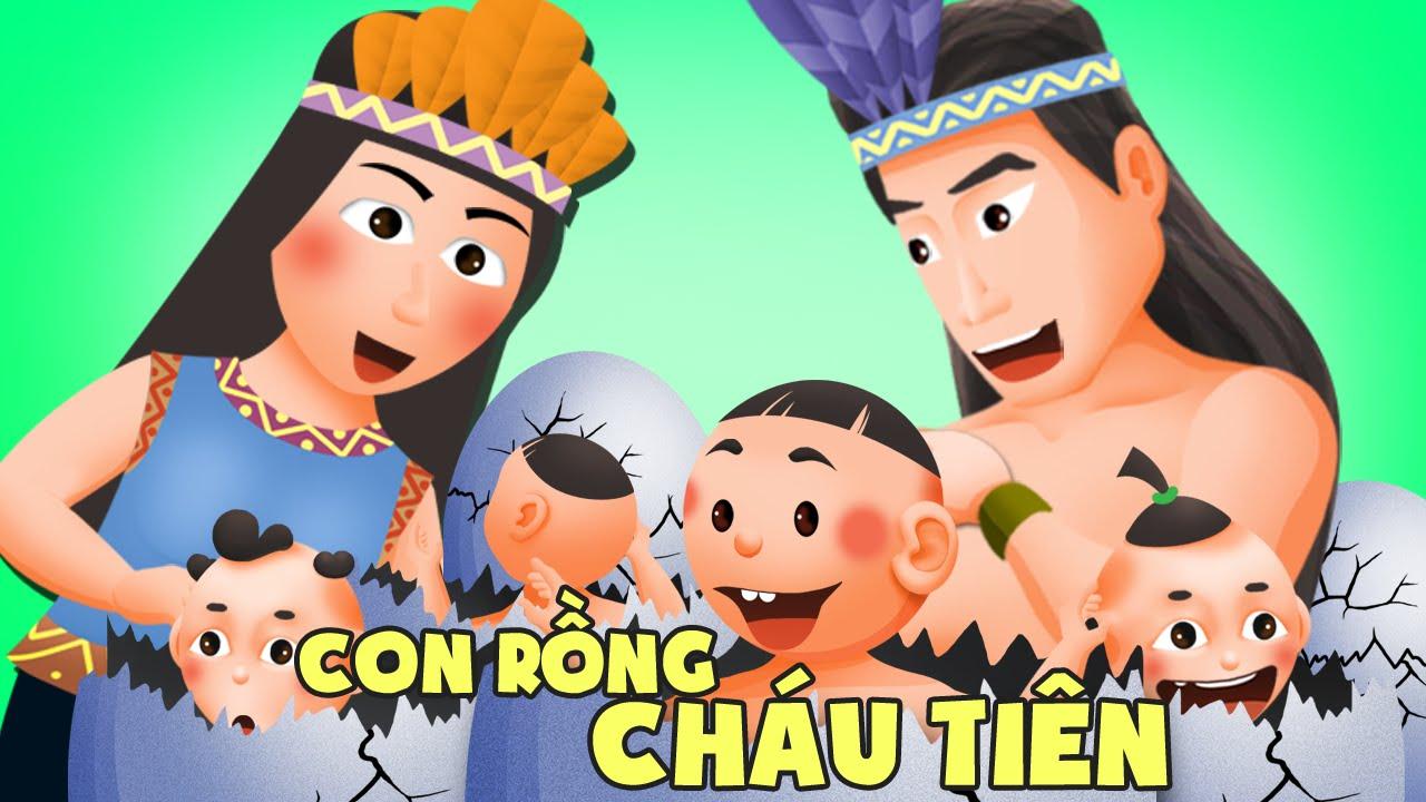 """Bộ phim hoạt hình cho trẻ em """"Con rồng cháu tiên"""" được nhà sử học Dương Trung Quốc cố vấn, nội dung đã nhận được phản hồi tích cực của khán giả."""