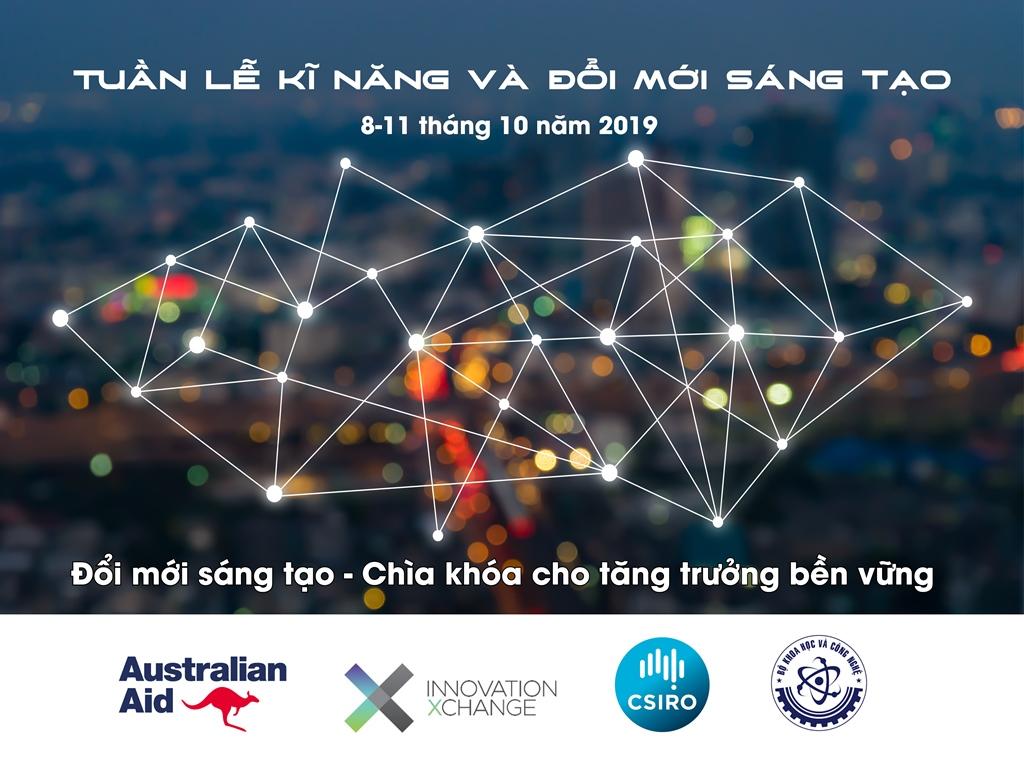Tuần lễ kỹ năng đổi mới sáng tạo Việt Nam Australia