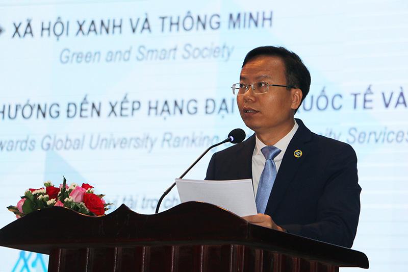 PGS.TS Mai Thanh Phong - Hiệu trưởng Trường Đại học Bách khoa TPHCM