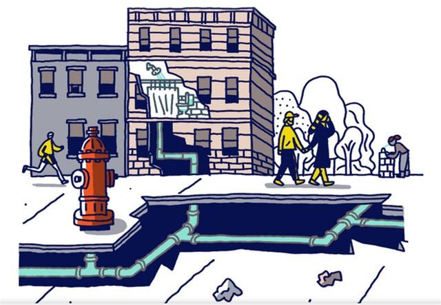 Dân New York nói về hệ thống nước máy của mình: Chúng tôi được uống sâm panh mỗi ngày - Ảnh 3.