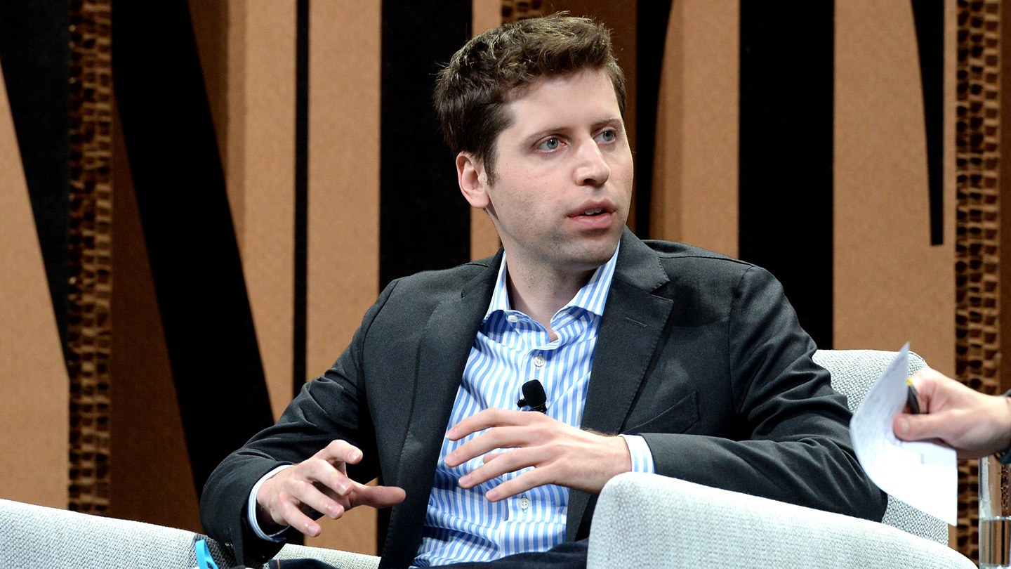 Sam Altman.Ảnh: Getty Images