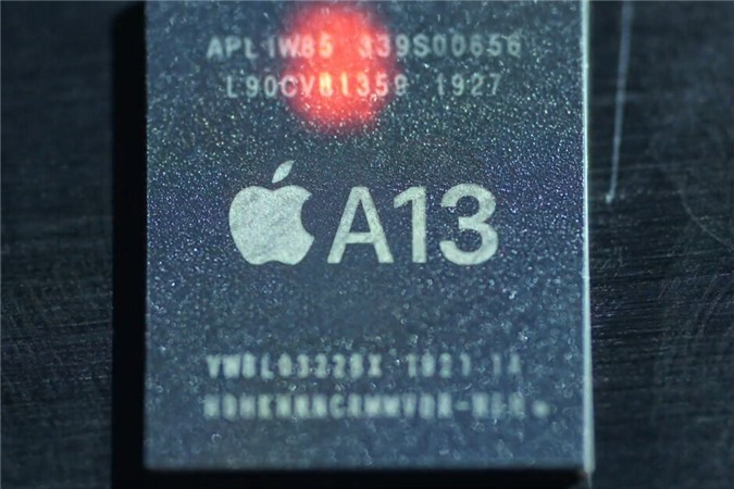 Thứ bí mật giúp iPhone 11 Pro Max đạt thời lượng pin kỉ lục chính là con chip A13