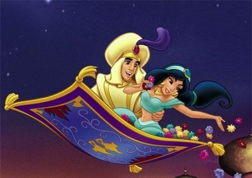 Đi tìm nguồn gốc sự thật về tấm thảm bay kỳ diệu trong truyện cổ tích phương Đông - Ảnh 1.