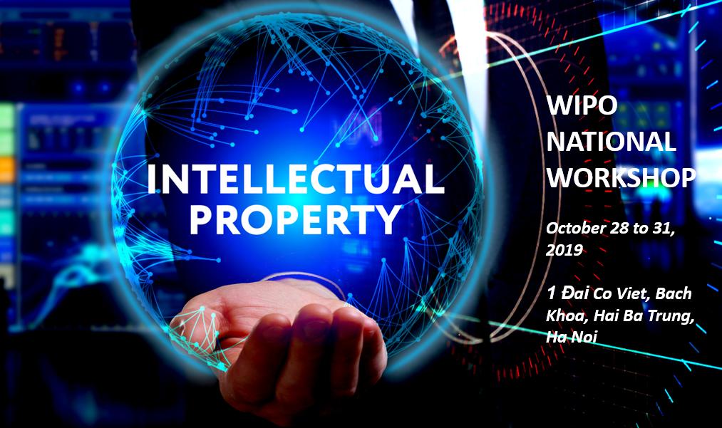 Hội thảo quốc tế về sở hữu trí tuệ