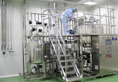 Ứng dụng công nghệ trong sản xuất vắc-xin phòng các chủng virus mới của cúm A/H5N1 | Nguồn: VNE