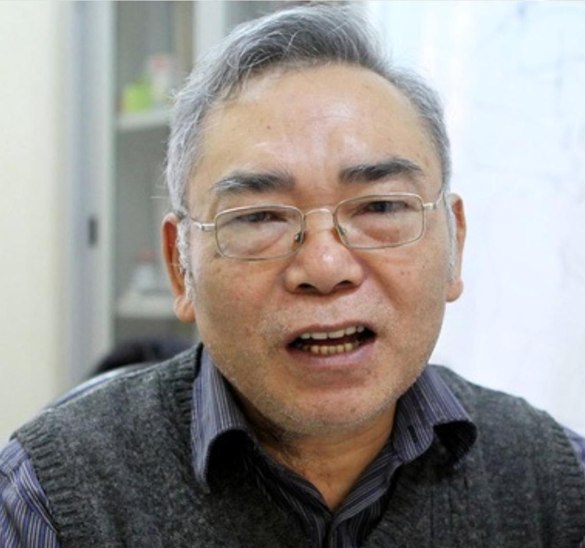 Giáo sư Phan Văn Tân.