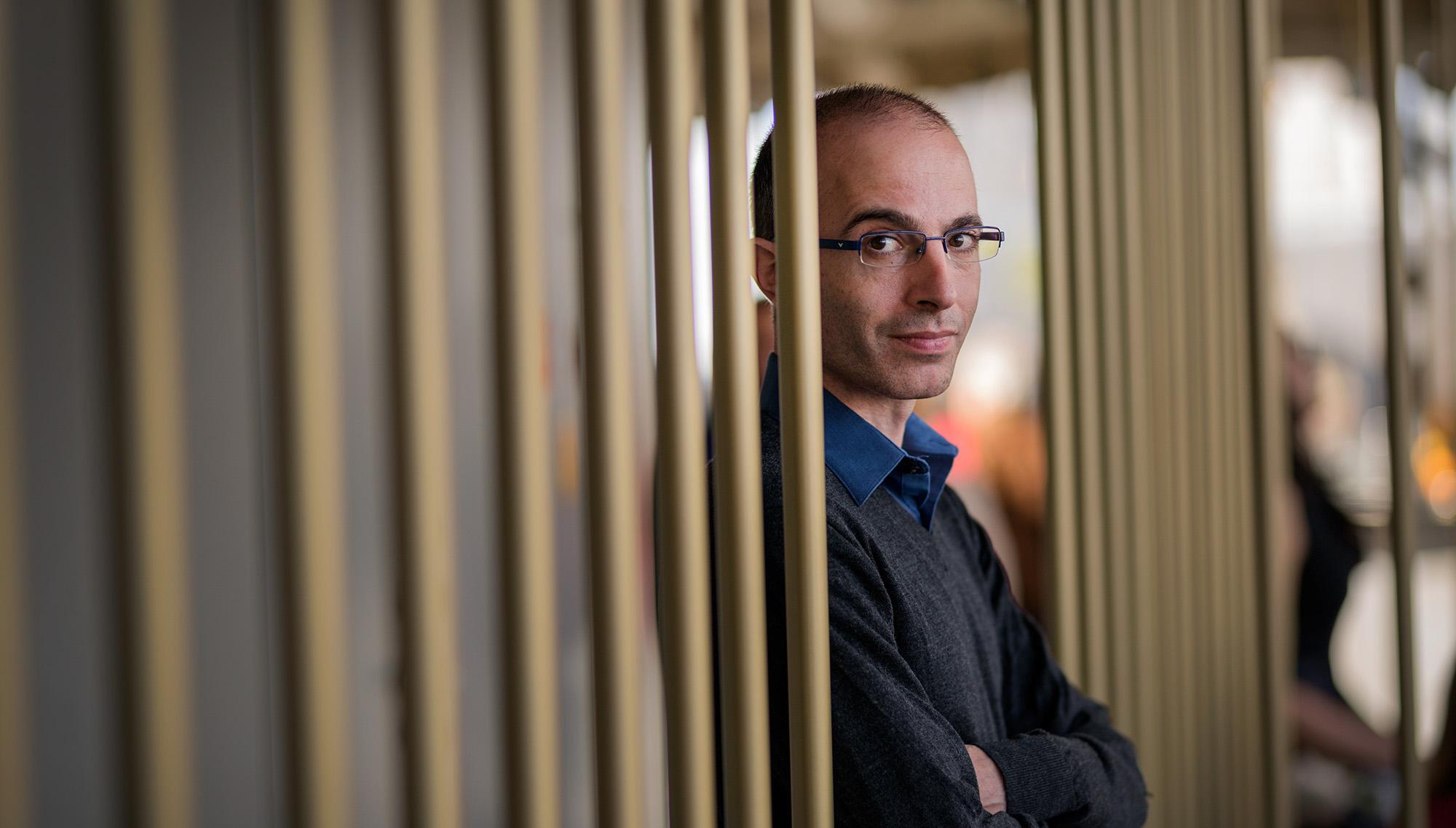 Tác giả Yuval Noah Harari