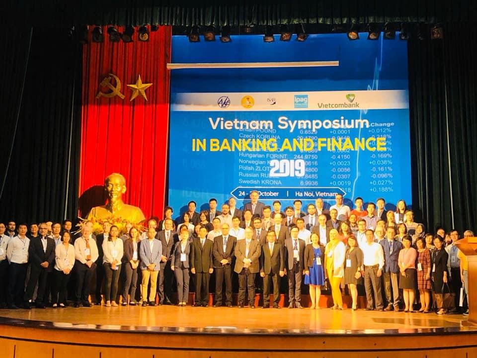 Hội thảo Tài chính Ngân hàng Việt Nam VSBF 2019