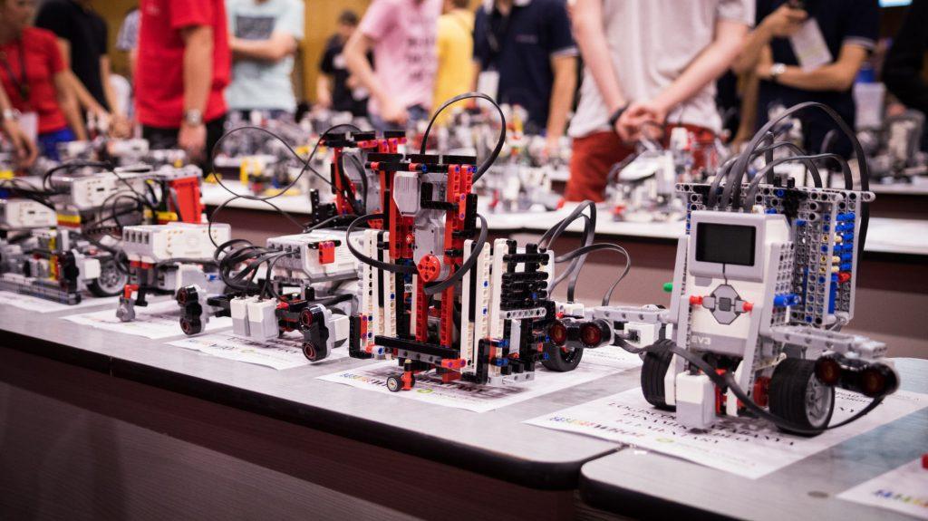 Cuộc thi Sáng tạo robot toàn cầu (World Robot Olympiad 2019)