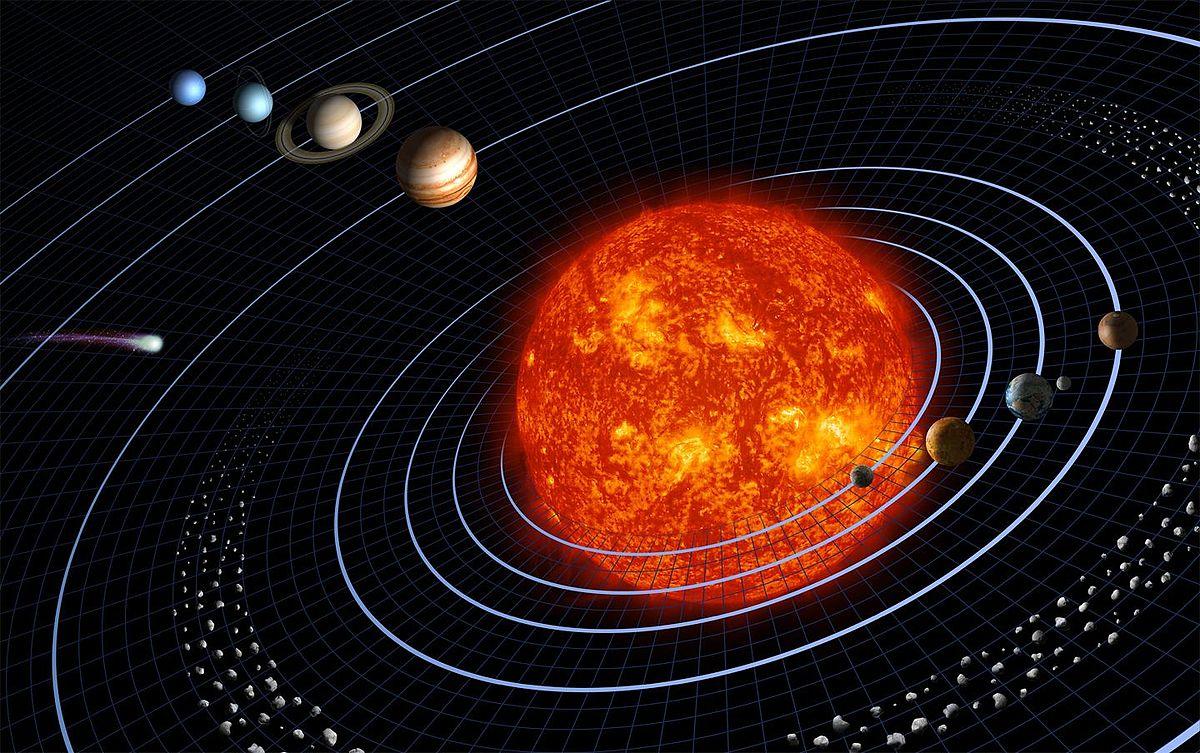 Các nhà vật lý đã thiết kế một trí tuệ nhân tạo có khả năng lần lại mạch tư duy của nhà thiên văn học Copernicus để xác định ra rằng Mặt trời phải là trung tâm của Thái Dương Hệ. Ảnh: Wikipedia.