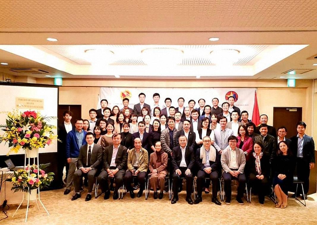 Buổi gặp mặt trước thềm sự kiện giữa Ban Tổ chức và các khách mời tham gia Vietnam Summit in Japan 2019.