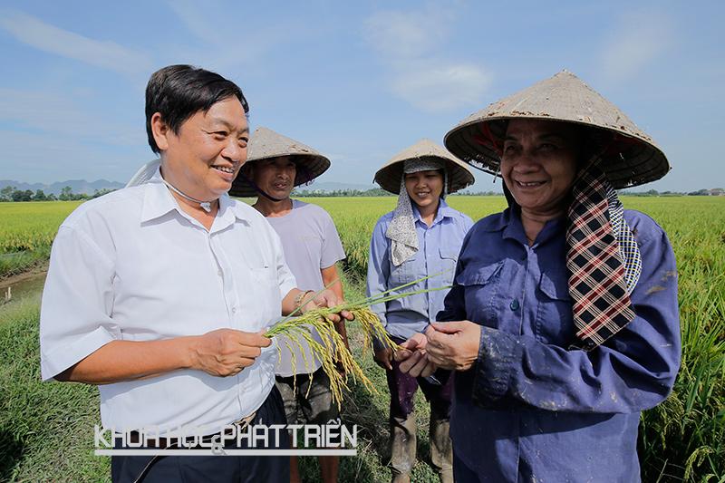 GS Trần Duy Quý
