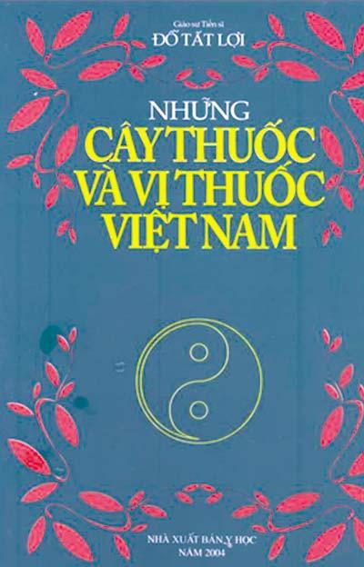 Sách Những cây thuốc và vị thuốc Việt Nam