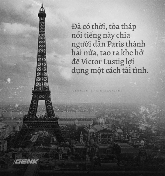 Victor Lustig, kẻ lừa đảo khét tiếng đã hai lần bán tháp Eiffel - Ảnh 7.