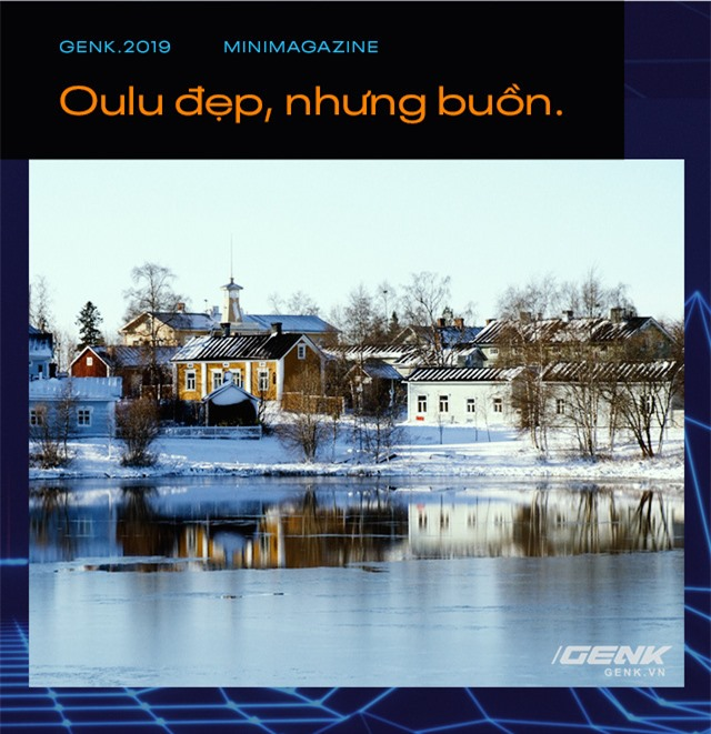 Điều tuyệt vời nhất khi Nokia sụp đổ: Một thị trấn buồn tẻ ở Phần Lan đã trở thành xứ sở thần tiên - Ảnh 9.