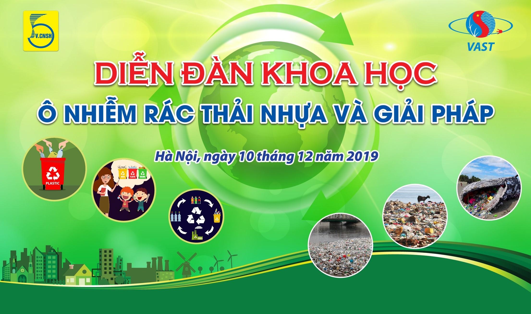 Viện Công nghệ sinh học, Viện Hàn lâm Khoa học và Công nghệ Việt Nam: Thông báo Diễn đàn khoa học