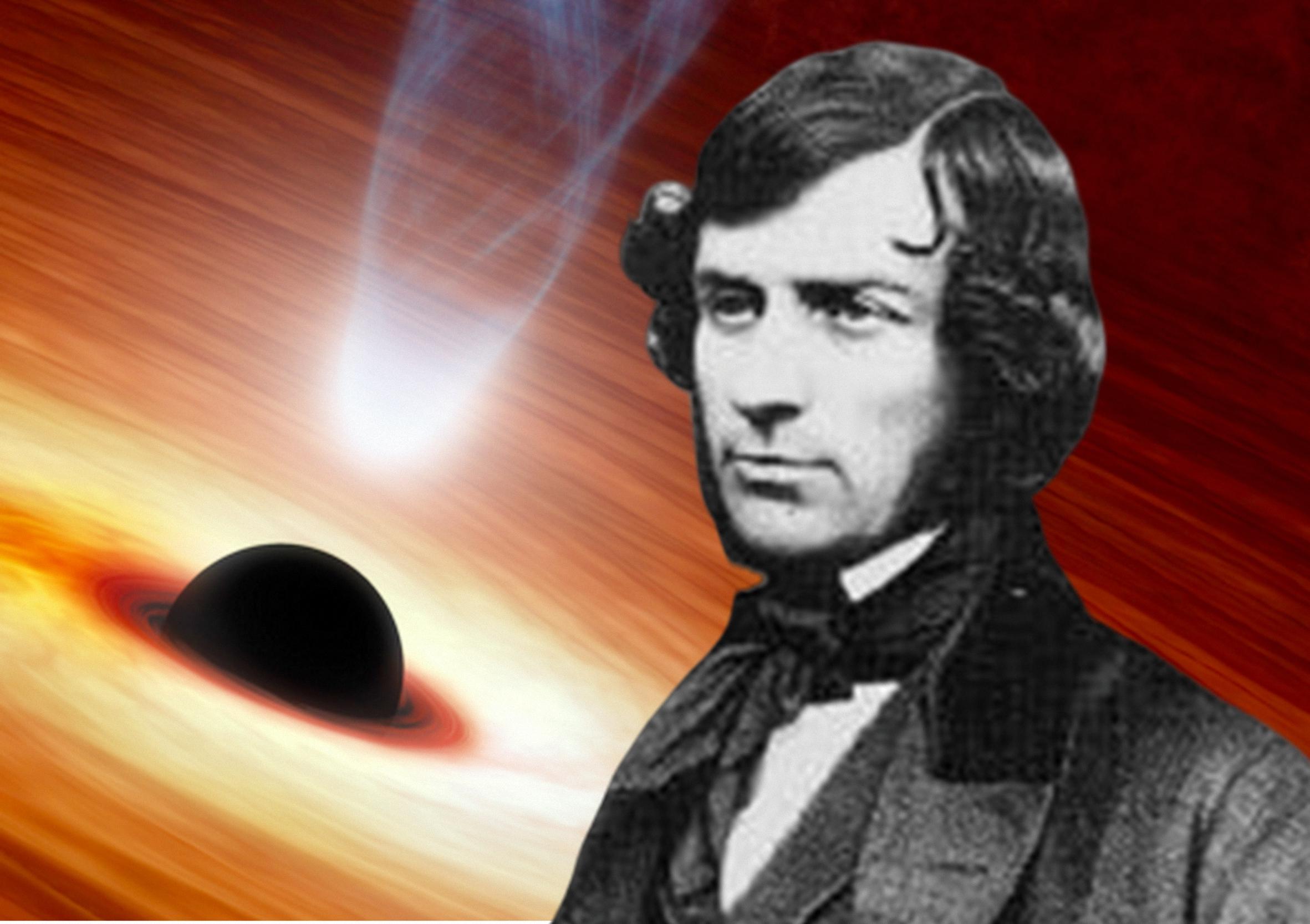 Nhà khoa học người Anh John Michell. Ảnh: History.