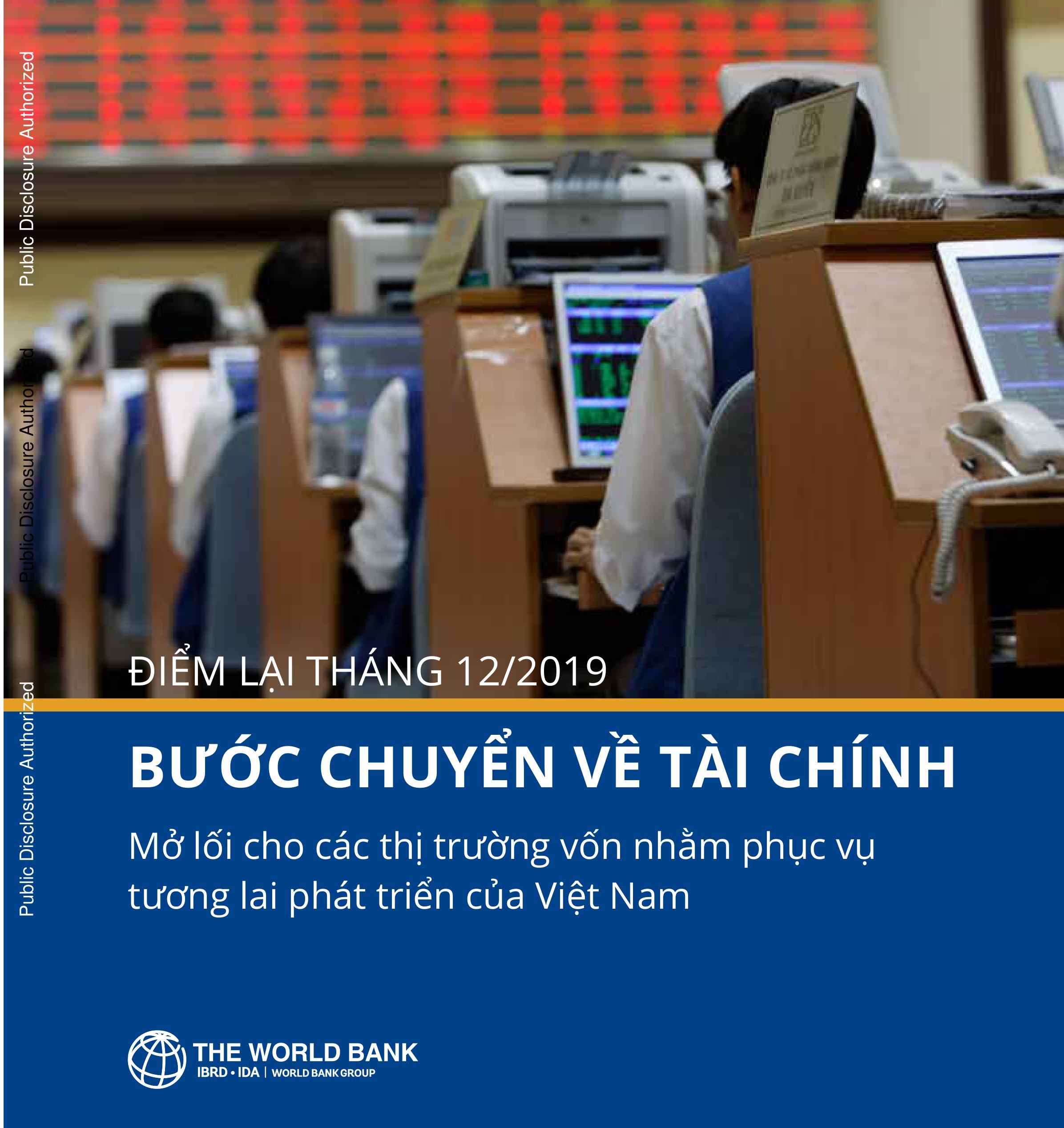 Báo cáo của WB điểm lại kinh tế Việt Nam 2019