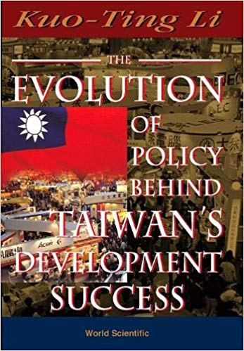 Cuốn The Evolution of Policy Behind Taiwan's Development Success do Lý Quốc Đỉnh xuất bản năm 1995. Ảnh: Amazon.