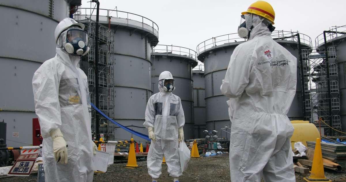 Vụ tan chảy lõi lò phản ứng Fukushima Daiichi Nuclear Power Plant thuộc vào loại nghiêm trọng nhất trong lịch sử phát triển năng lượng hạt nhân. Ảnh: Nikkei.