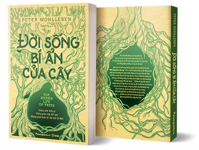 Cuốn sách Đời sống bí ẩn của cây.