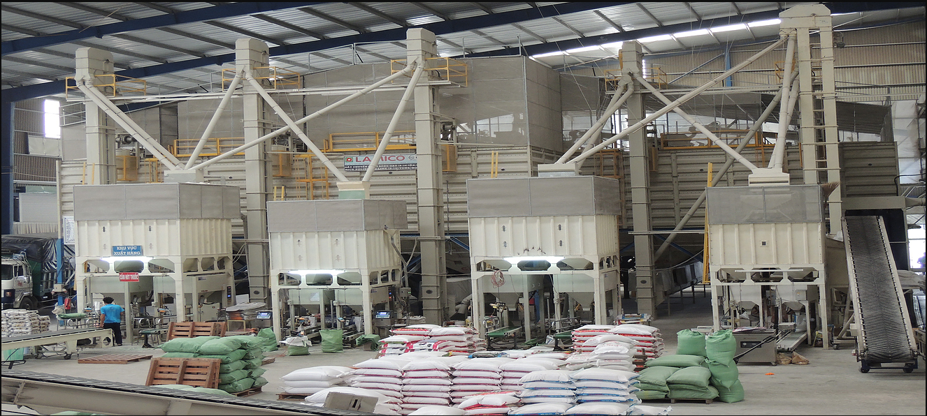 Cỏ May Automation ra đời với hơn 40 kỹ sư chuyên ngành. Quản trị rất đơn giản: tất cả ý tưởng đều có thể được thực nghiệm và triển khai trong toàn bộ hệ thống nhà máy và trang trại của Cỏ May.