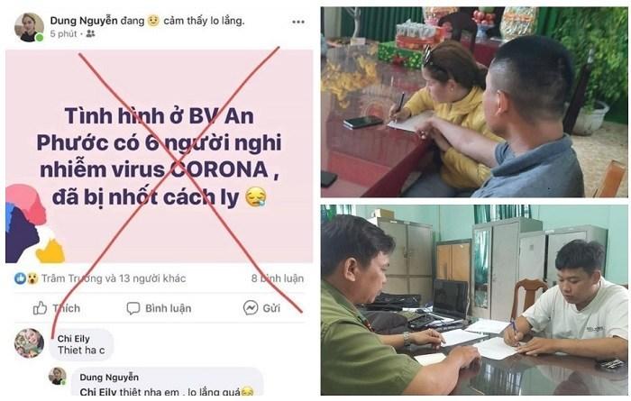Tin giả trên mạng xã hội