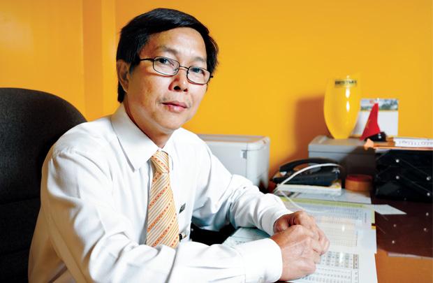Ông Đặng Văn Thạch, đồng sáng lập Bestmix