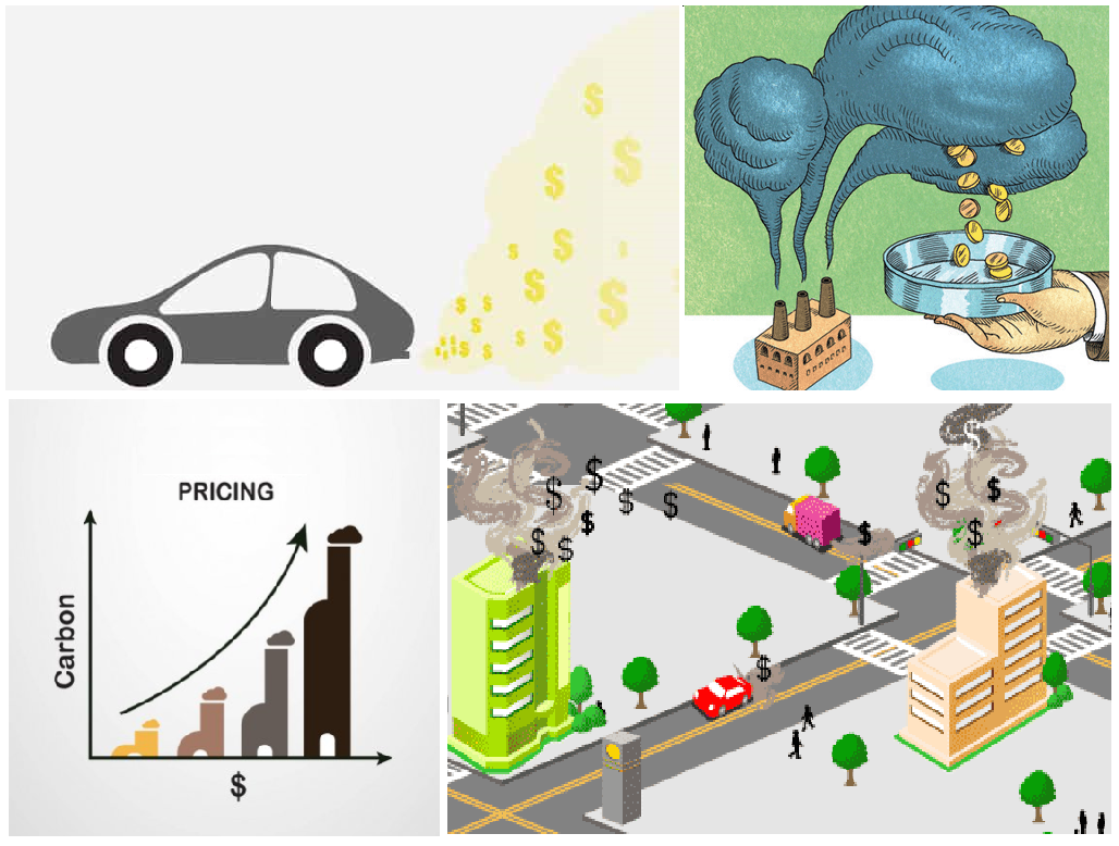 Một số cơ quan, tổ chức trong nước đã bắt đầu bàn bạc đến việc xây dựng phí khí thải hoặc thuế carbon. Nếu thiết kế hợp lý, chúng có thể tạo động lực làm thay đổi hành vi của người gây ô nhiễm. Ảnh minh họa.