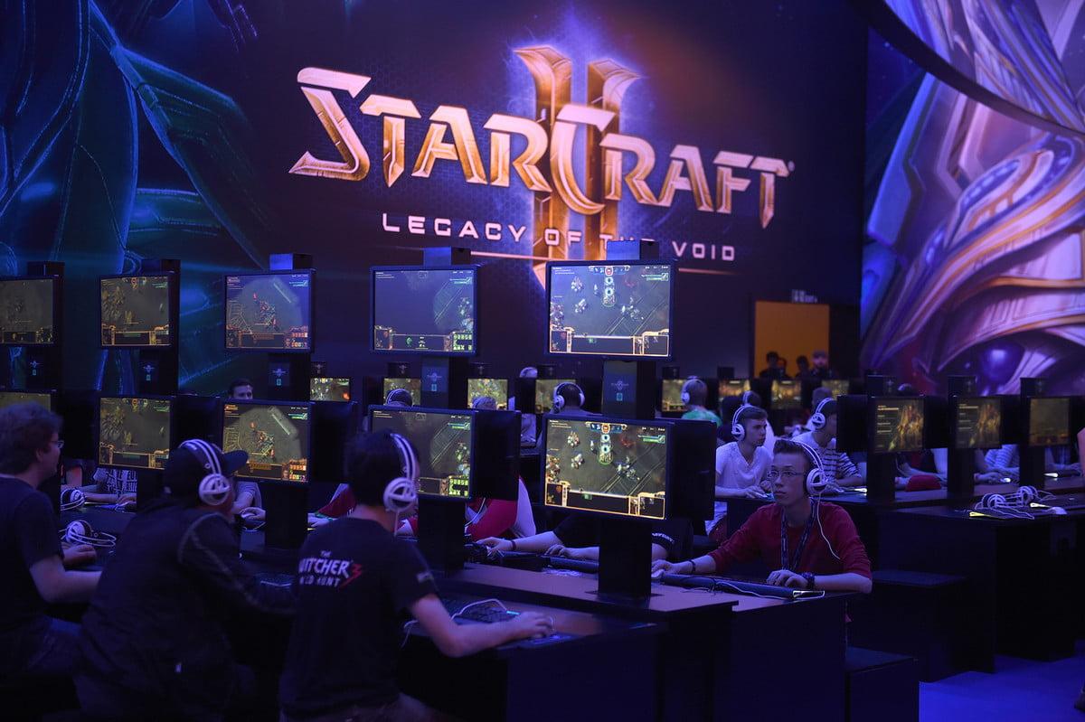 Kỹ năng của các game thủ trong game chiến thuật Starcraft có thể sẽ được sử dụng cho mục đích quân sự. Ảnh: University of Buffalo.